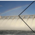 Engineers skip stones off Table Rock Lake Dam in free time