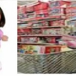 Kai-Lan/Dora confusion brings shoppers to a stand still