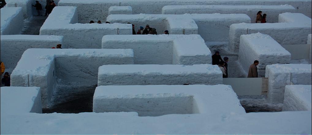 Diário dos Sonhos de Lynx Snowplow-Maze