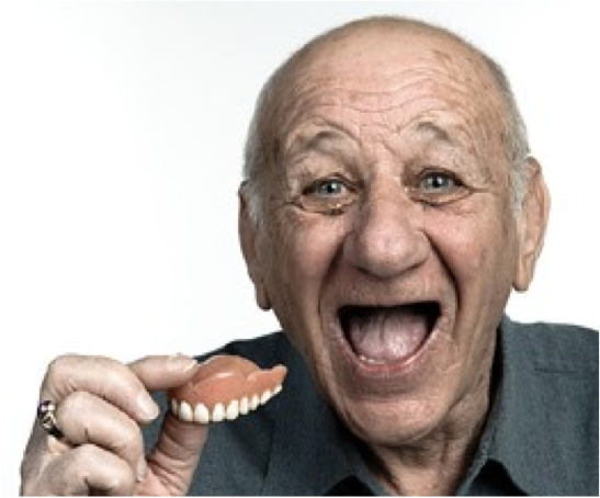 Branson Comedians Required To Wear Dentures for 2010 Season