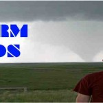 Local storm watcher preferes &quot;storm stud&quot; title 