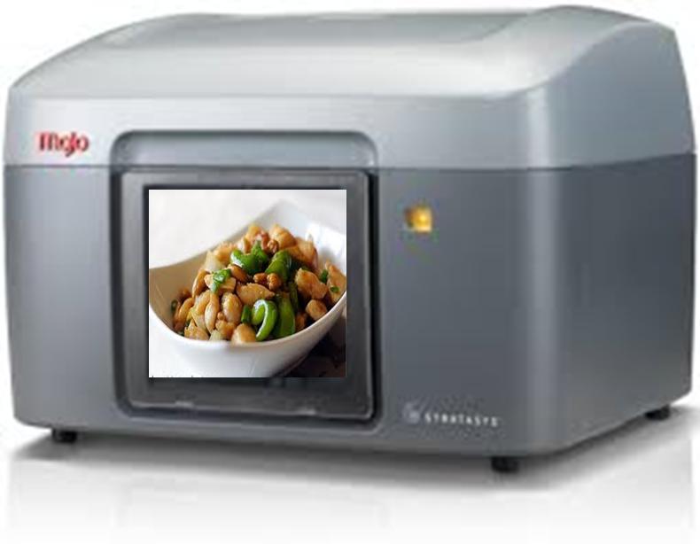 Cashew chicken 3d printer developed fair city news
